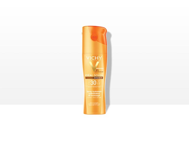 Spray Corporal Bronze SPF 30