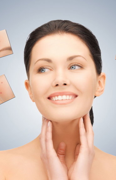 Relación entre el ciclo menstrual y el acné