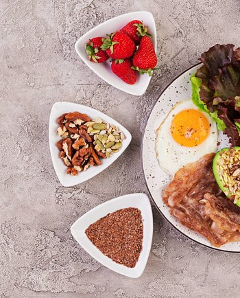 Menopausia: conoce la dieta que puede ayudarte a enfrentar los síntomas