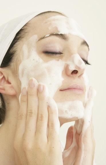 Espuma al Agua: la limpieza fresca de la piel
