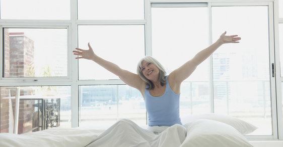 El sueño y la menopausia: ¿cómo lograr una buena noche de descanso?