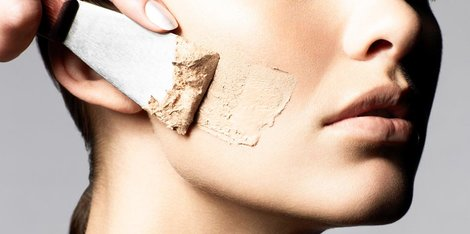 El secreto para usar el maquillaje corrector