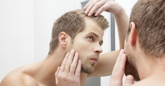 Caída del cabello en los hombres: 4 trucos contra la falta de cabello